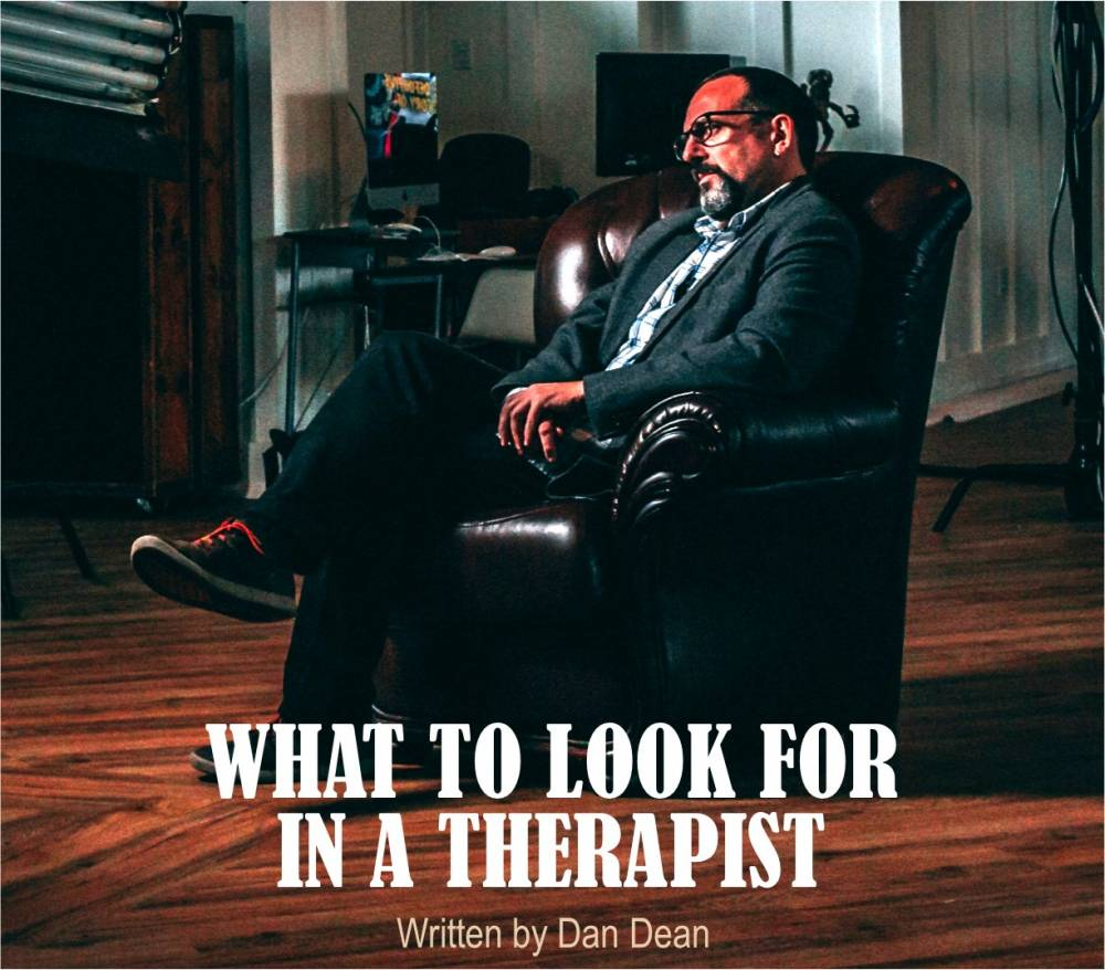 What To Look For In A Therapist