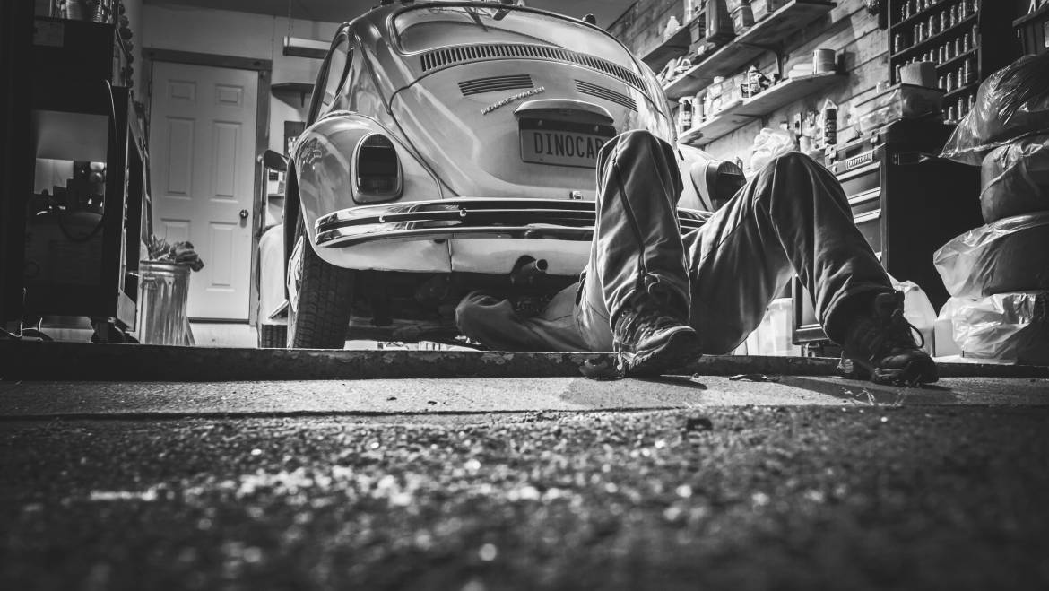 What if you treated your Anxiety like you treat a problem with your car?- Written by Jayne Sensenig
